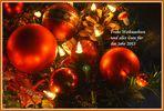 """Wünsche allen meinen Freundinnen und Freunden in der Fotocommunity: """"Frohe Weihnachten!"""""""