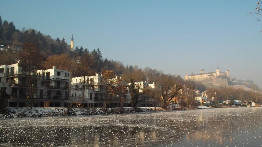 Würburg - Frozen Main