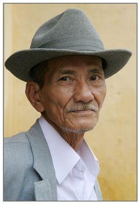 Würde des Alters-Hoi An - Vietnam