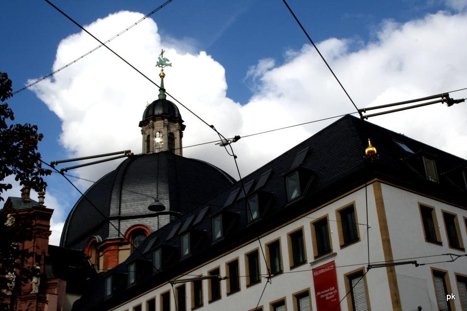 Würzburg heute.