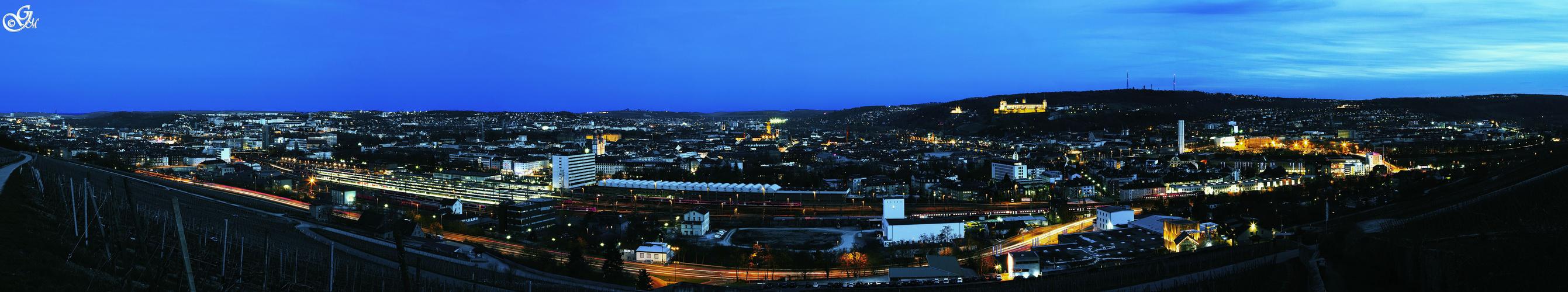 Würzburg Panorama