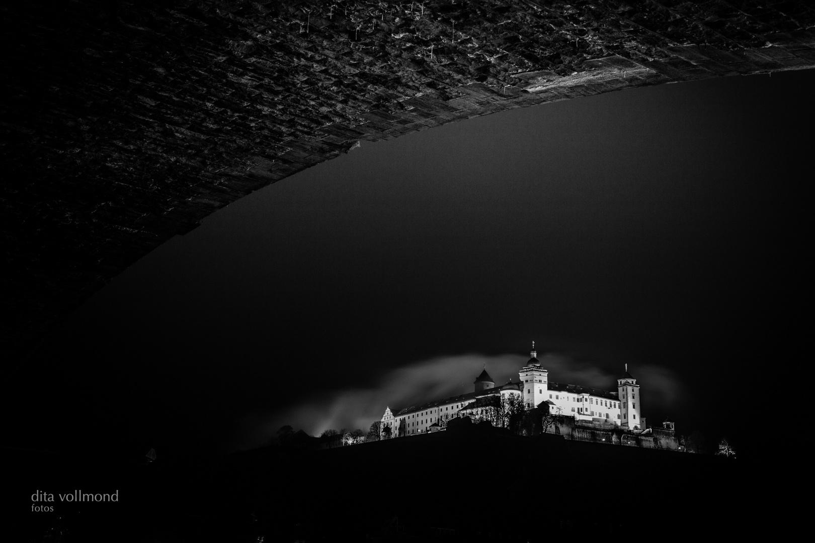 Würzburg s/w Festung