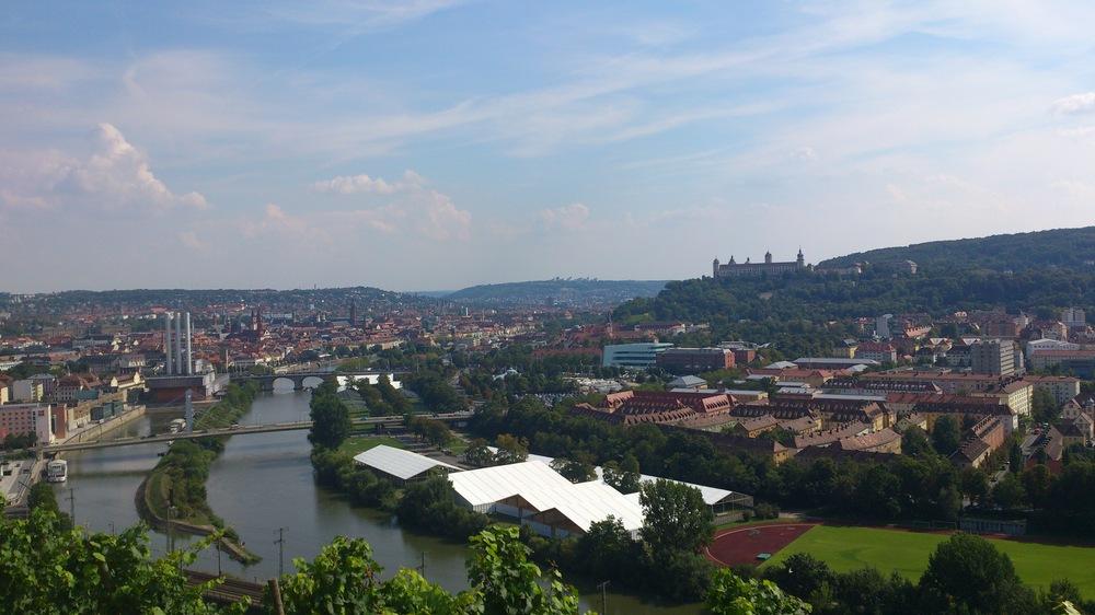 Würzburger Ansichten