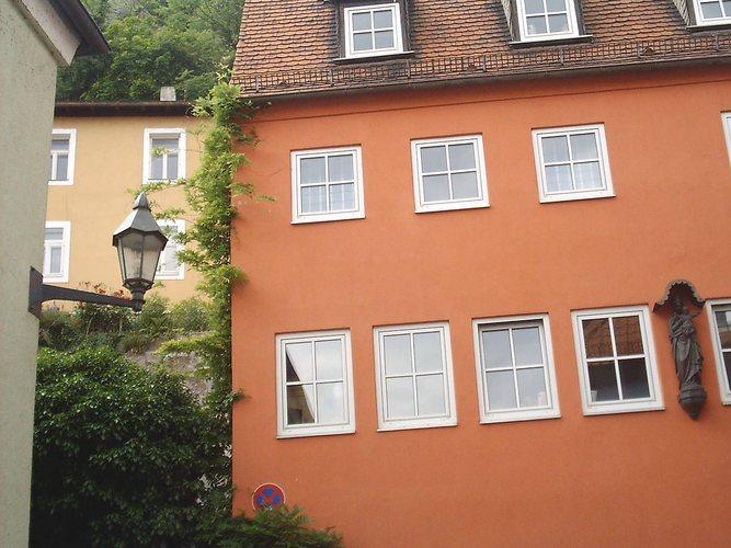 Würzburger Gassen