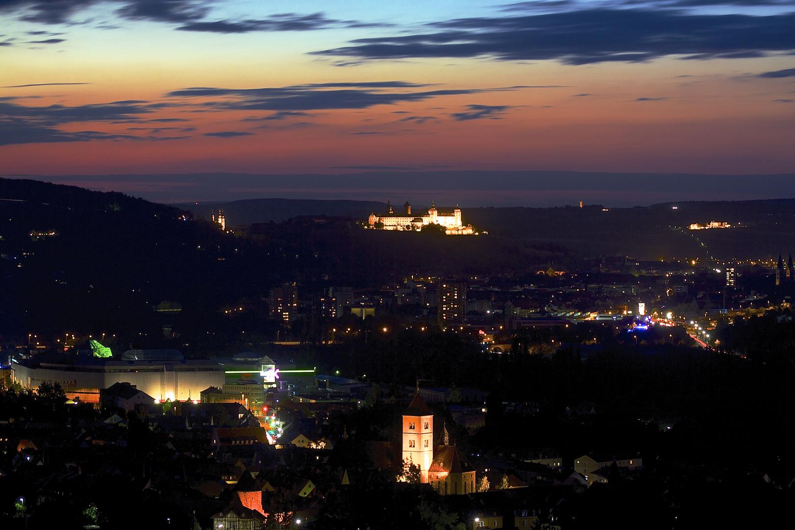 Würzburger Lichtermeer