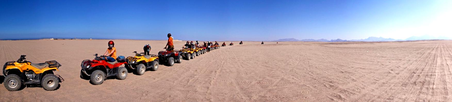 Wüste 180° und mehr