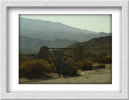 Wüste bei Almeria