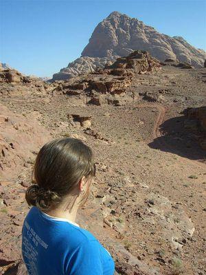 Wüste erfahren