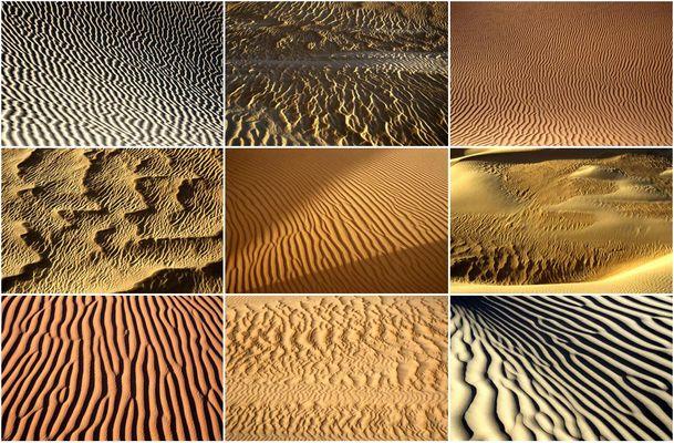 Wüste Gegend - sehr oberflächlich fotografiert