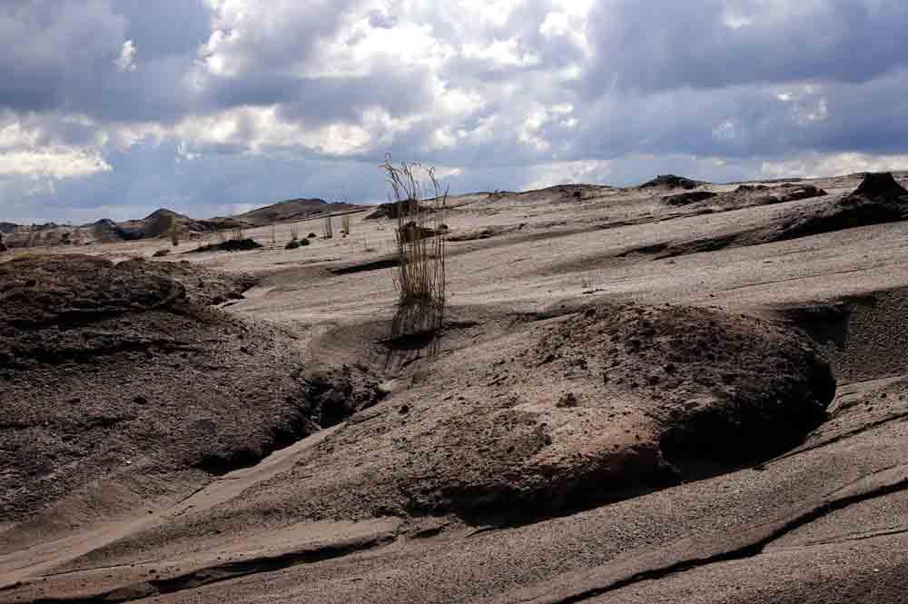 Wüste im Tagebau