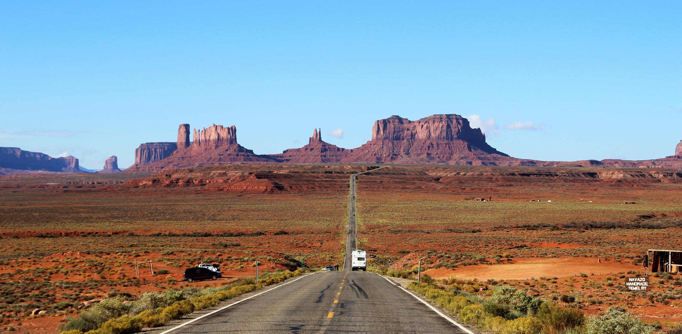 Wüste - Monument Valley