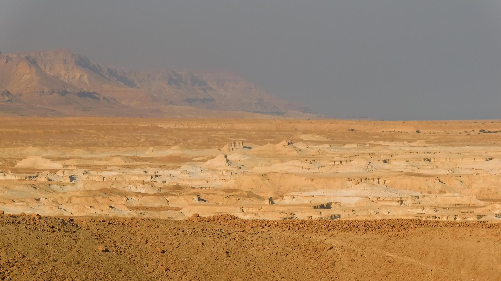 Israelische Wüste