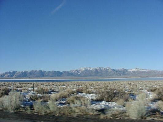 Wüste und Schnee - ist das net schee?