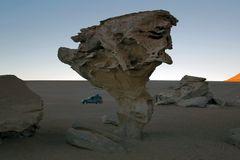 Wüste von Siloli 5000m