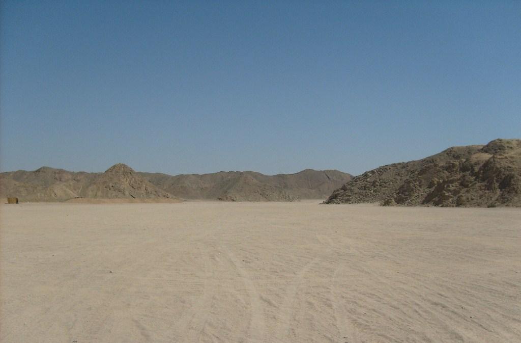 Wüste+Berge