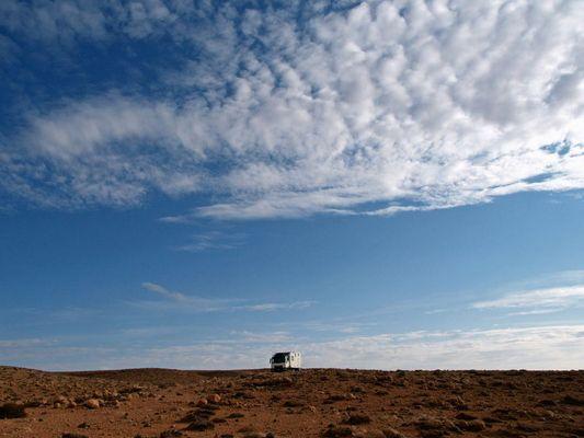 Wüsten-Himmel