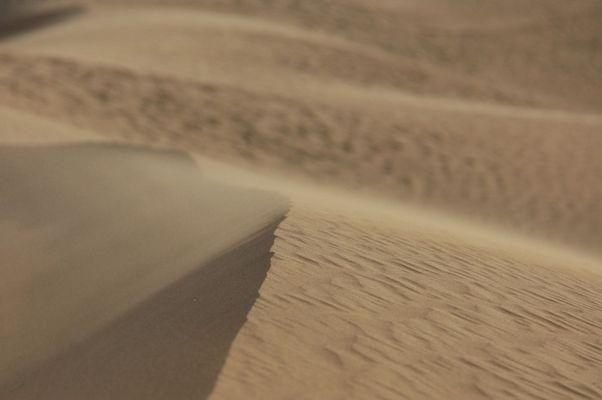 Wüsten Sand