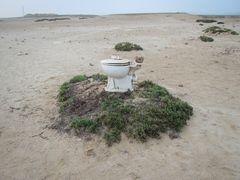 Wüsten WC