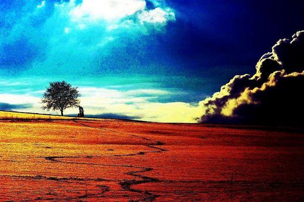 Wüstensturm ? :-)