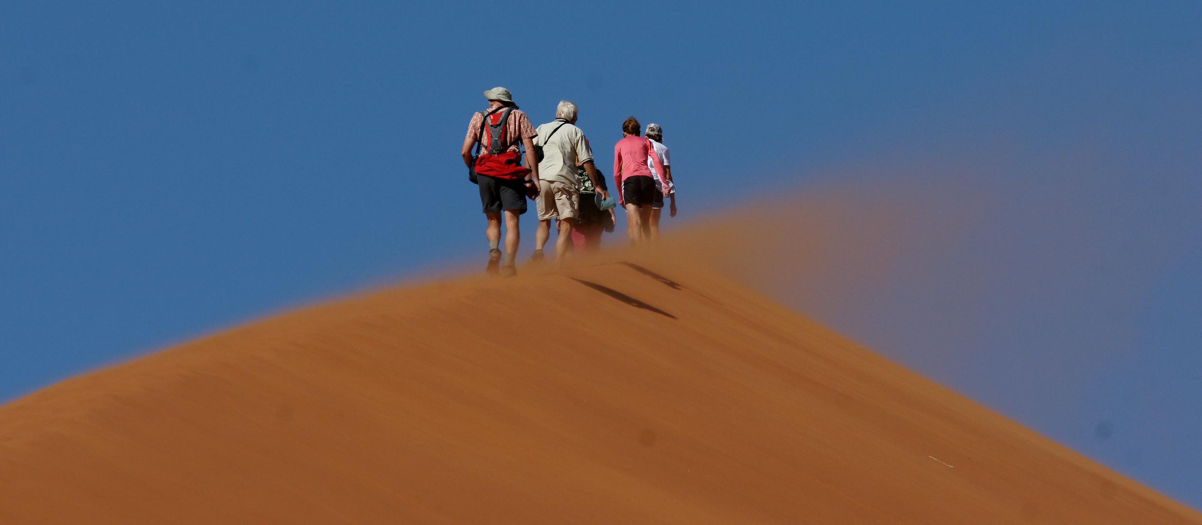 Wüstentour Namibia