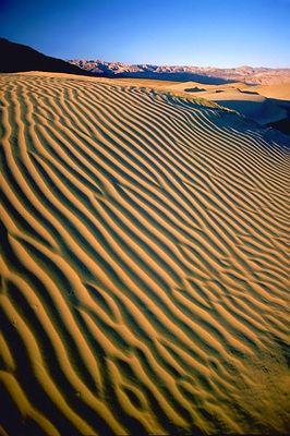 Wüstenwege des Windes