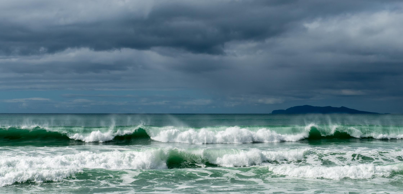 wunderbare Wellen