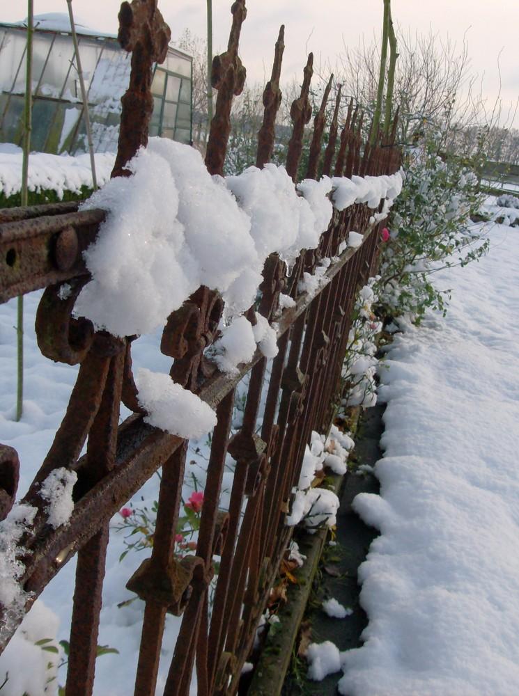 wunderbare winterpracht
