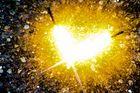 Wunderkerzen Herz (zufall)