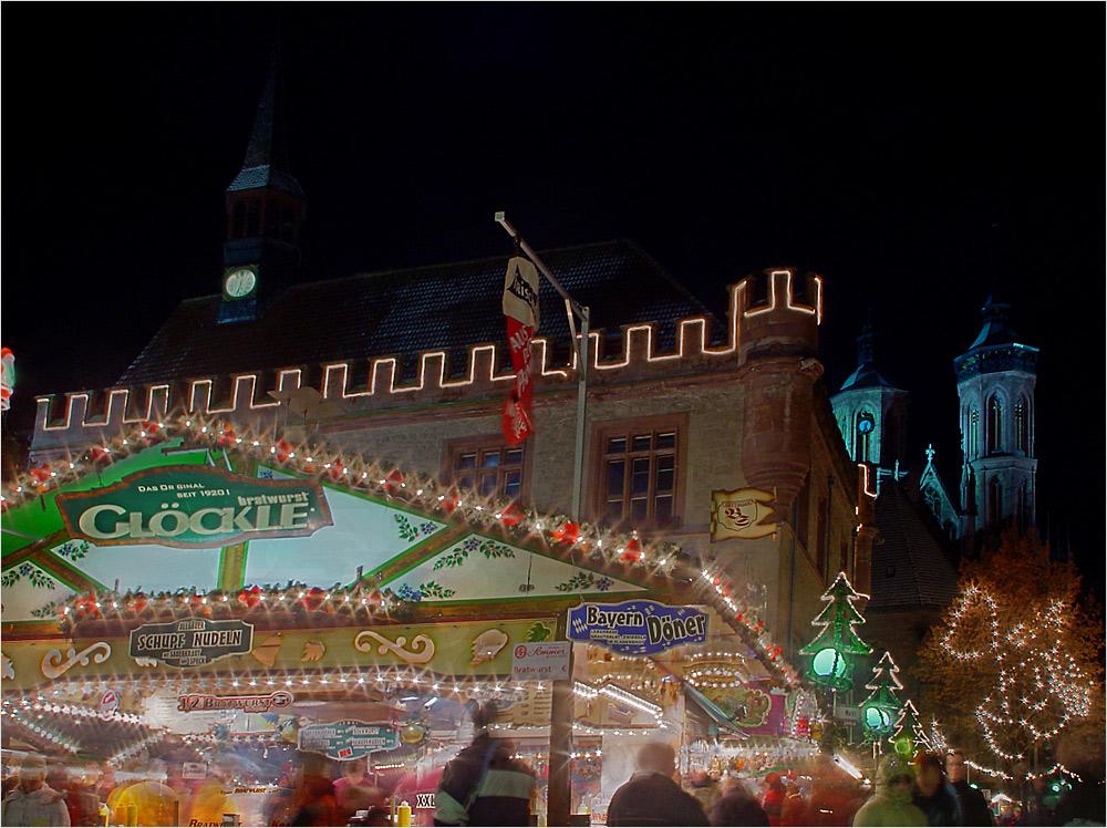 wundersamer Weihnachtsmarkt