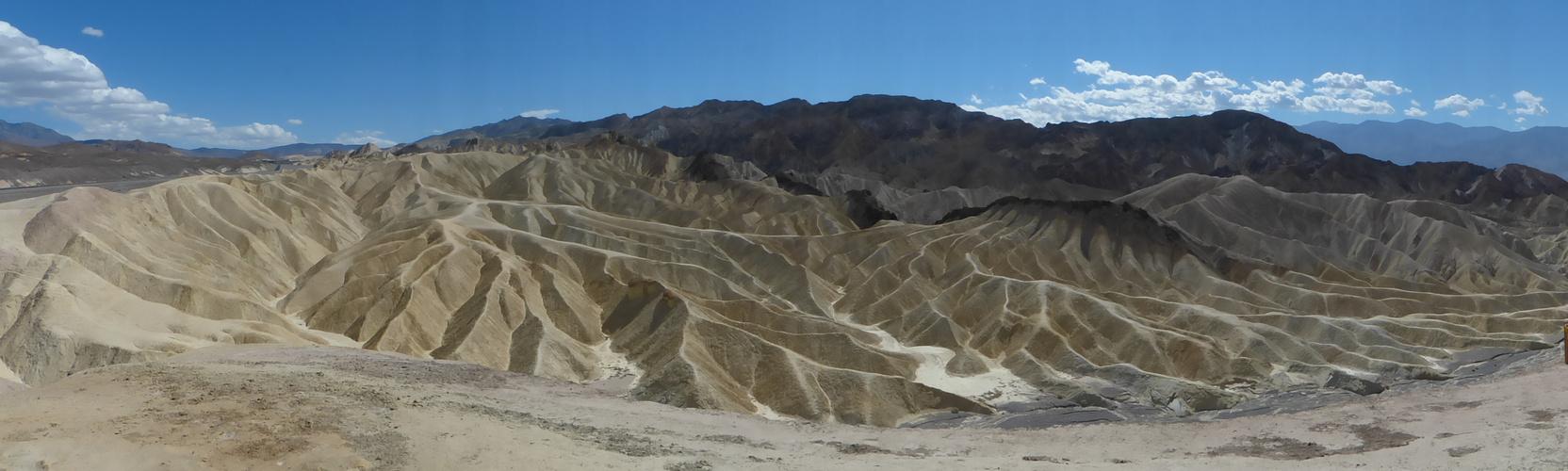 Wunderschöne, gigantische Sanddünen