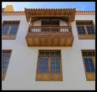 Wunderschöne spanische Balkone auf Teneriffa