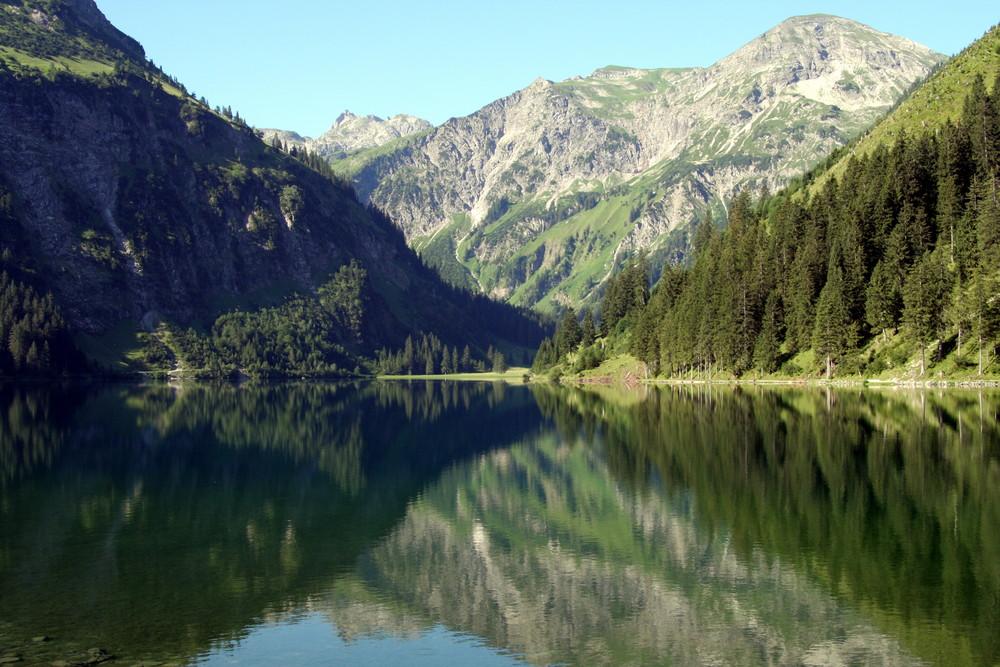 Wunderschöner Bergsee 2
