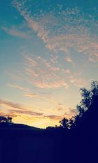 Wunderschöner Sonnenuntergang :3