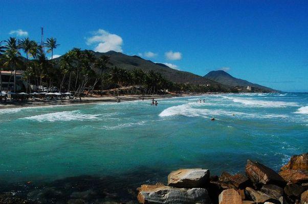 Wunderschöner Strand...