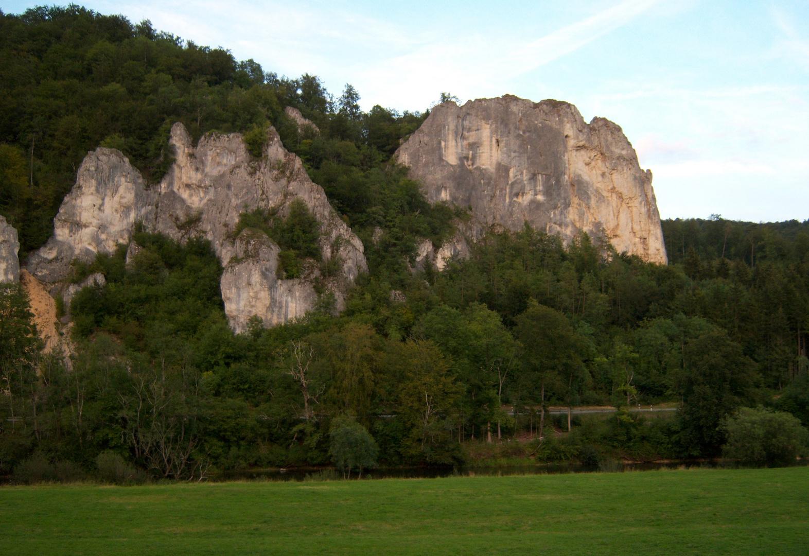 wunderschönes Donautal - 2 -