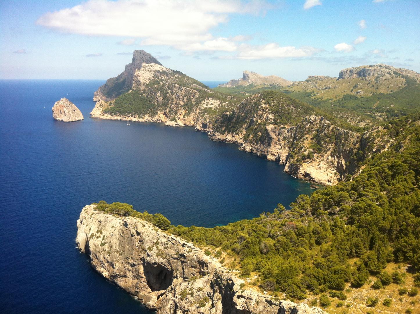 Wunderschönes Mallorca II, Cap Formentor