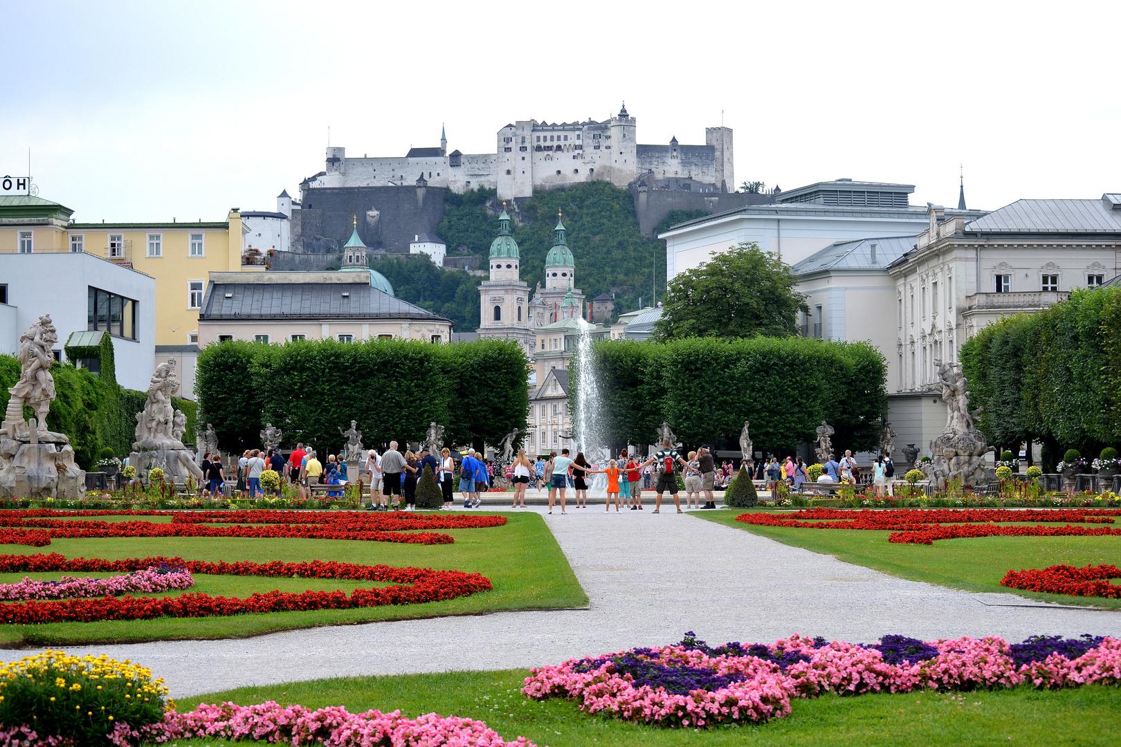 Wunderschönes Salzburg