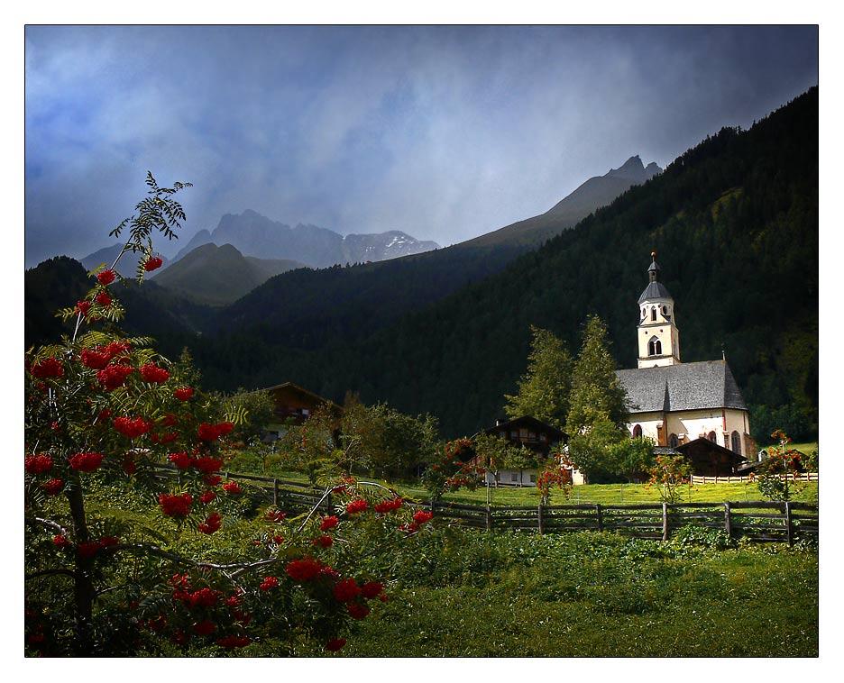 Wunderschönes Virgental