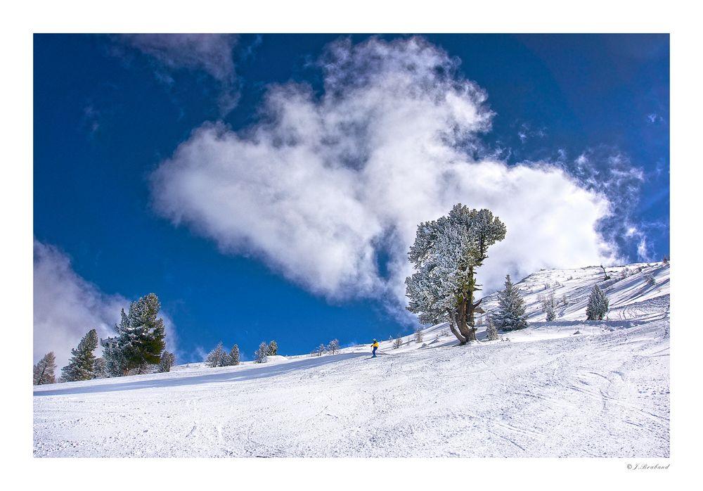 Wunderschönes Winterwetter