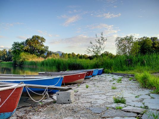 Wundervolle Boote