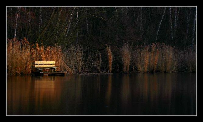 Wundervolle Einsamkeit