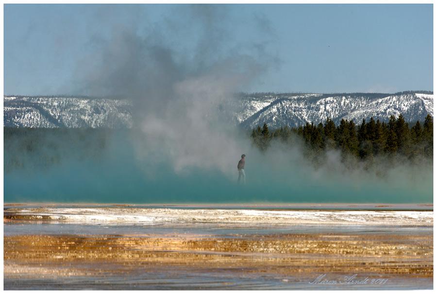 Wunderwelt Yellowstone
