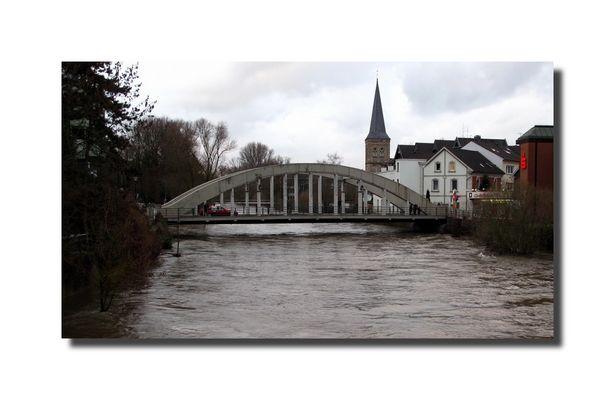 Wupper Hochwasser