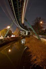 Wuppertal bei Nacht 1