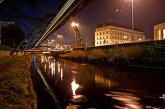 Wuppertal bei Nacht 4