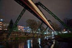 Wuppertal bei Nacht 7