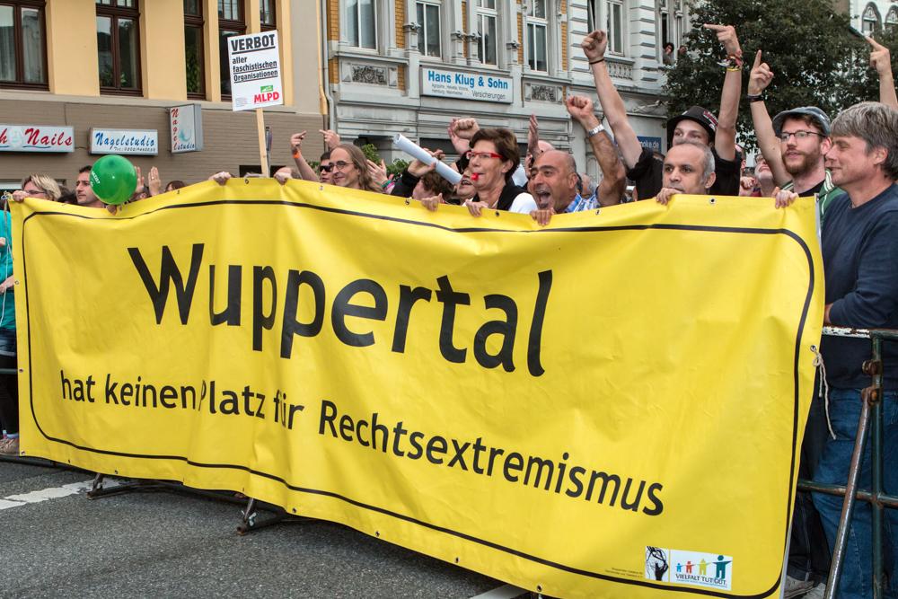 Wuppertal gegen Nazis