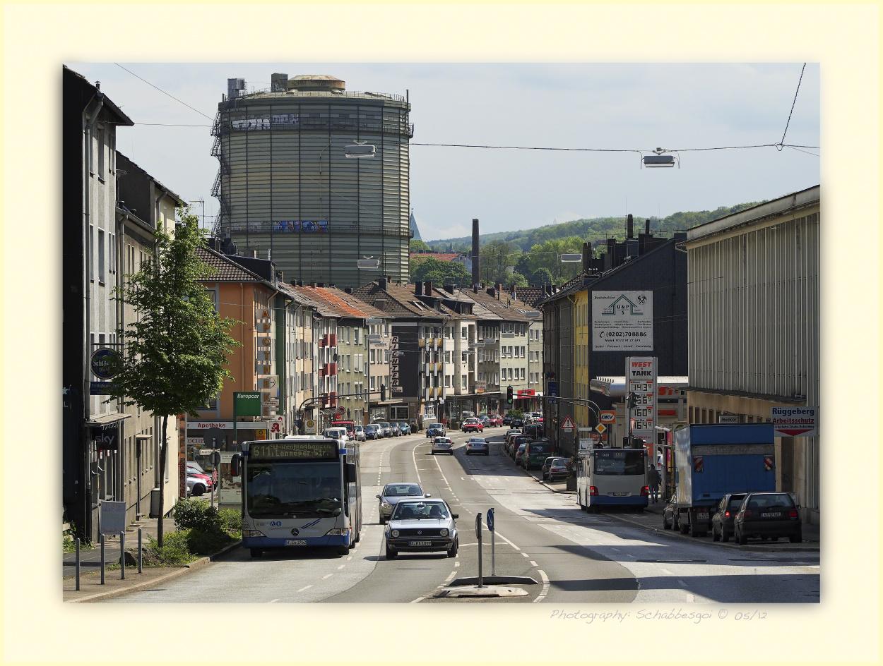 Wuppertal - Gesichter einer Stadt ( 116 )