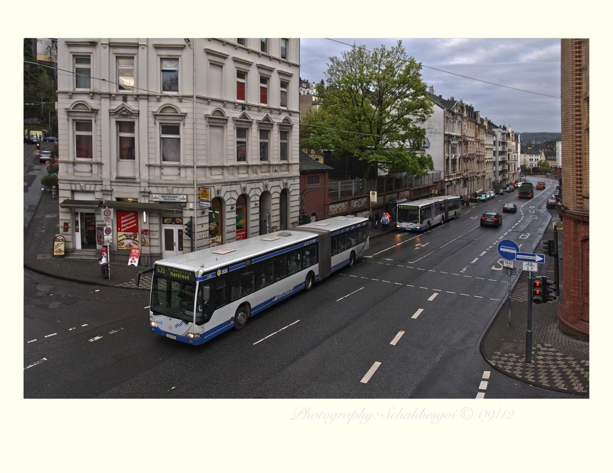 Wuppertal - Gesichter einer Stadt ( 133 )