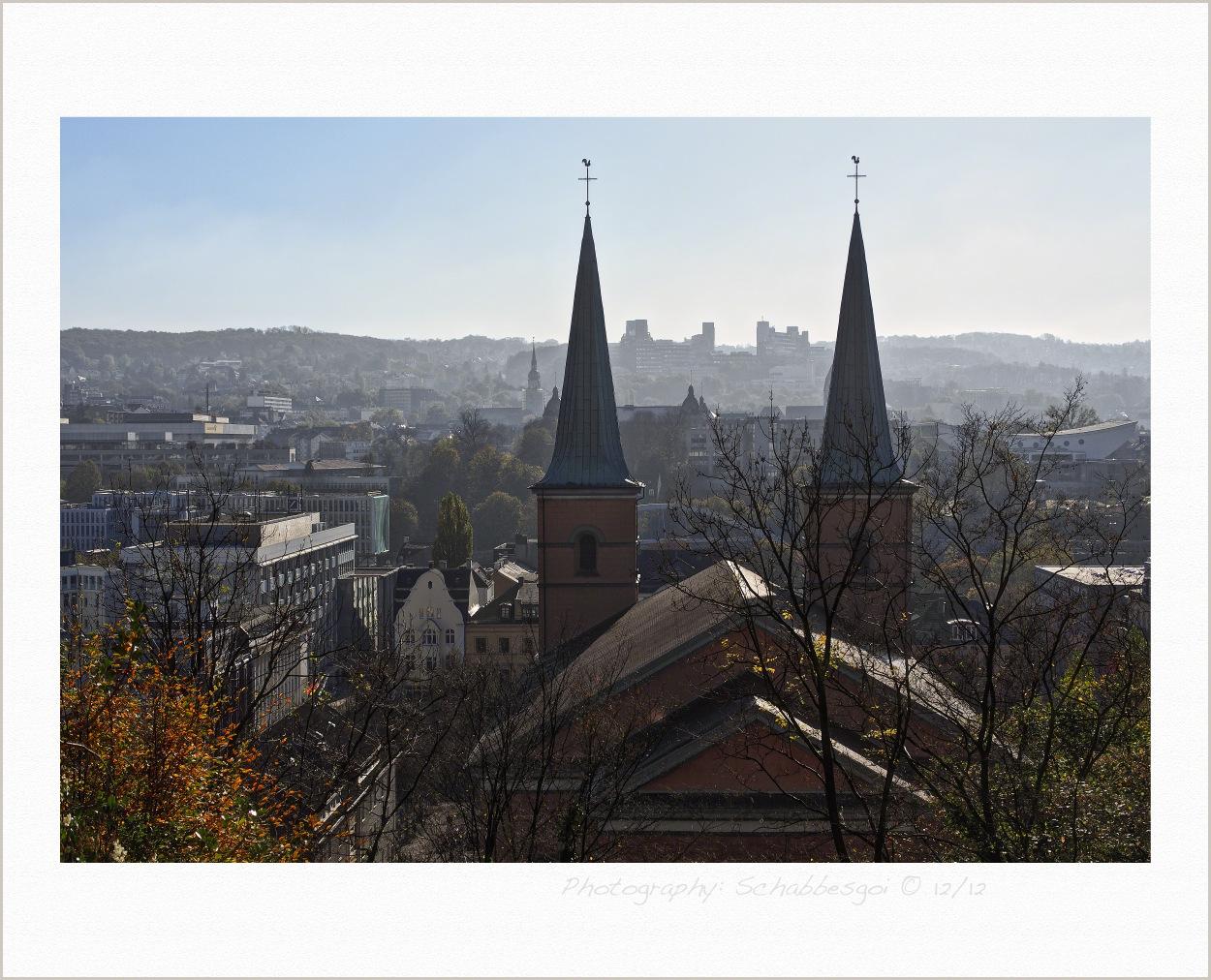 Wuppertal - Gesichter einer Stadt ( 148 )